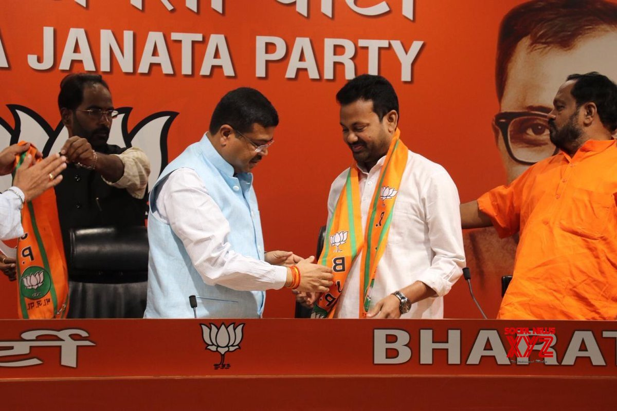 Day after Odisha MLA quits Congress, joins BJP