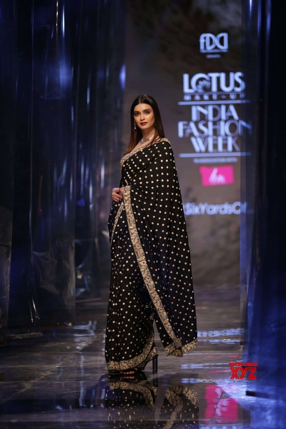 ew Delhi: FDCI Lotus India Fashion Week Grand Finale - Aditi Rao Hydari and Diana Penty #Gallery