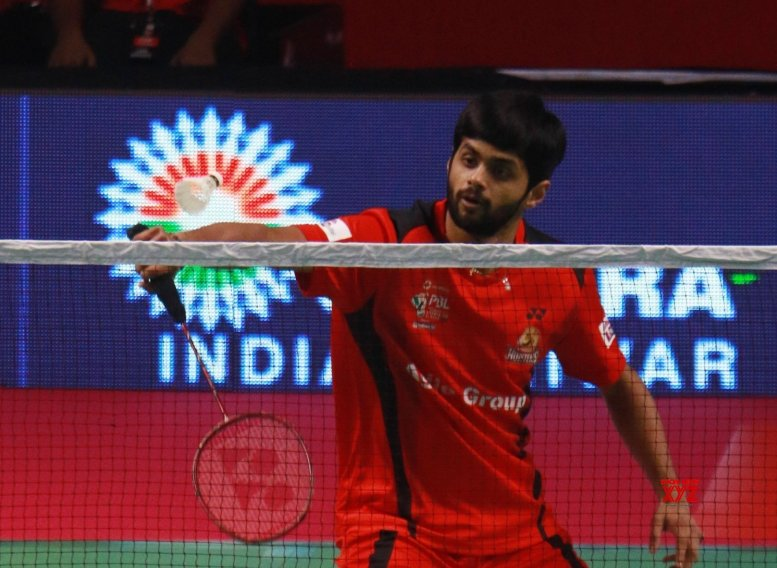 Praneeth loses to top seed Shi in Swiss Open final