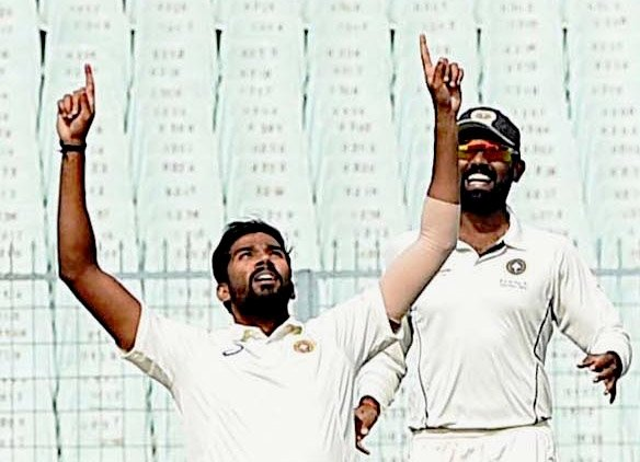 KKR scouts spoke highly of Warrier: Bowling coach