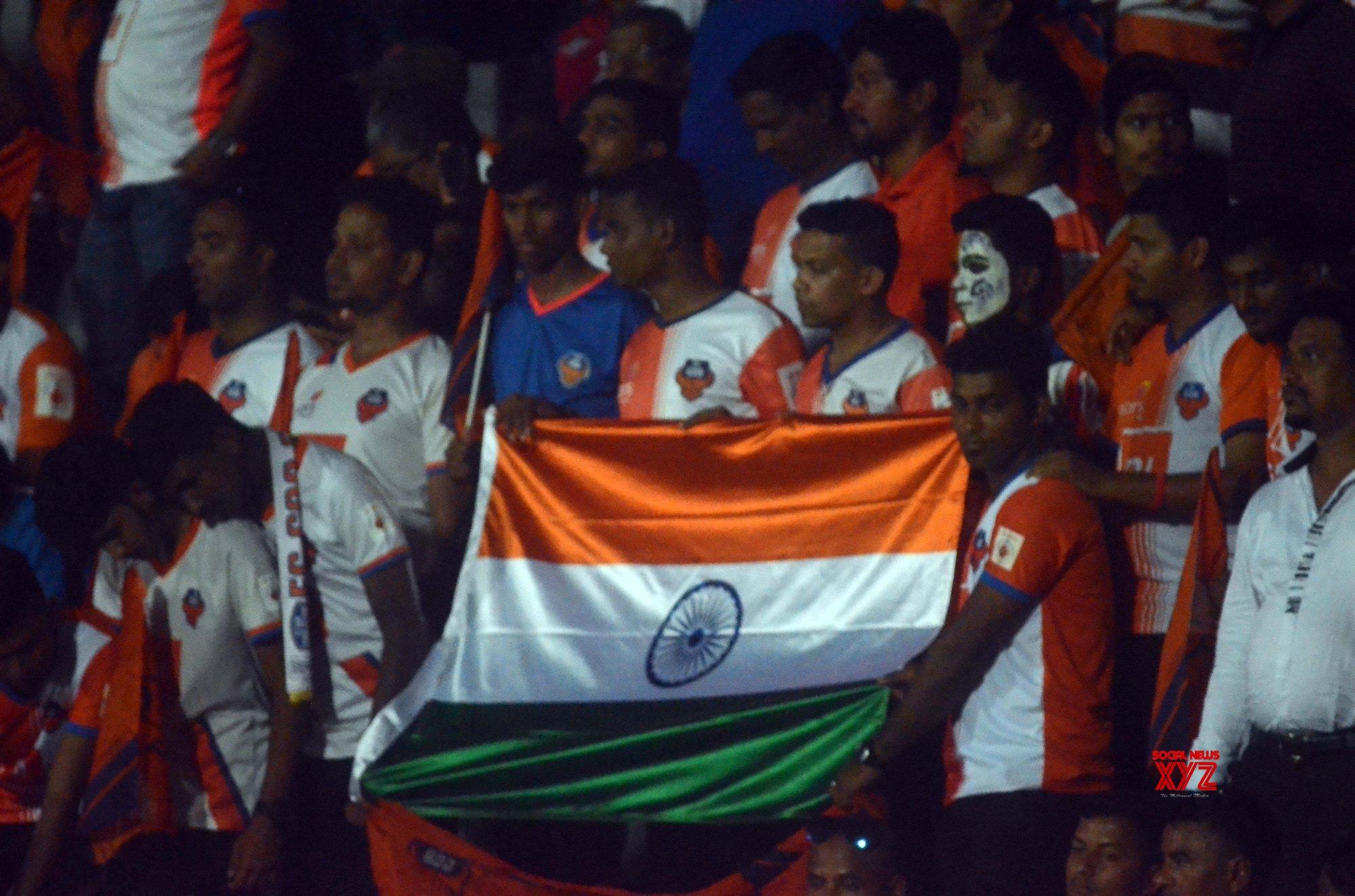 Mumbai: - ISL 2019 - Final - Bengaluru FC Vs FC Goa #Gallery