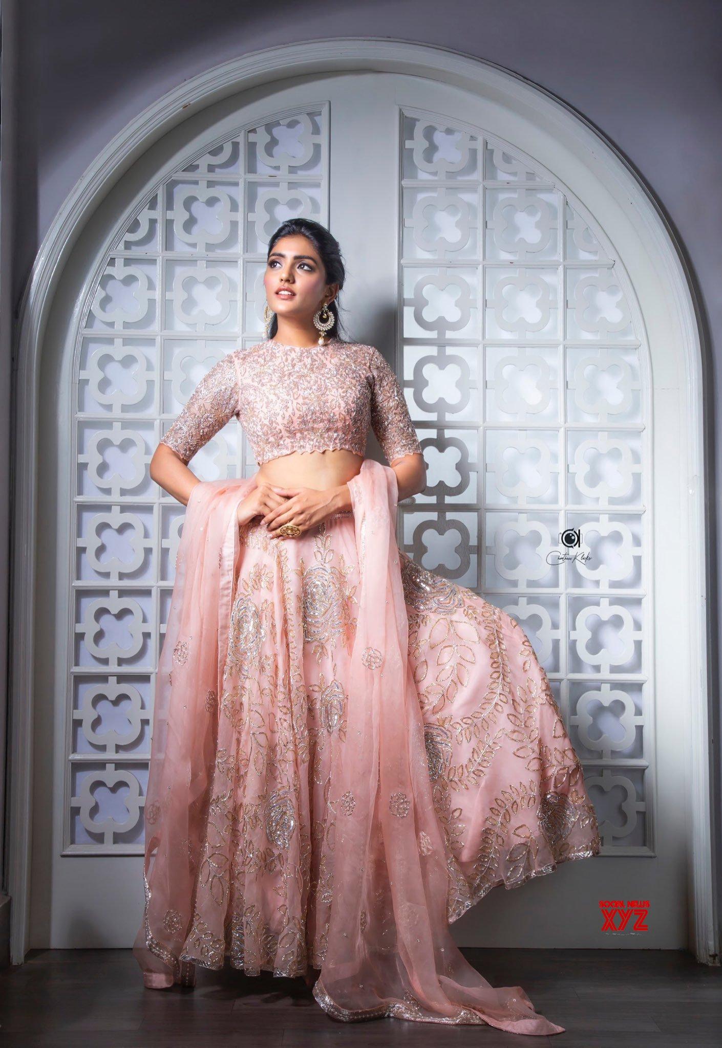 Actress Eesha Rebba Stunning New Stills