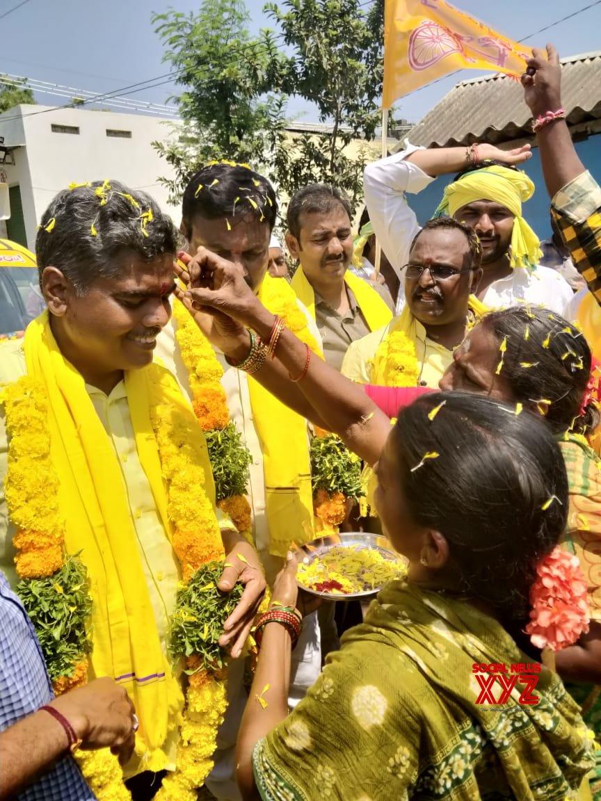 Dr.Pavan Kumar Donepudi Participates In TDP Election Campaign In Gudivada And Kaikaluru Along Devineni Avinash And Jayamangala Venkata Ramana - Gallery