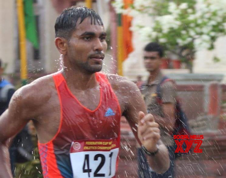 Athlete Irfan qualifies for Tokyo Olympics