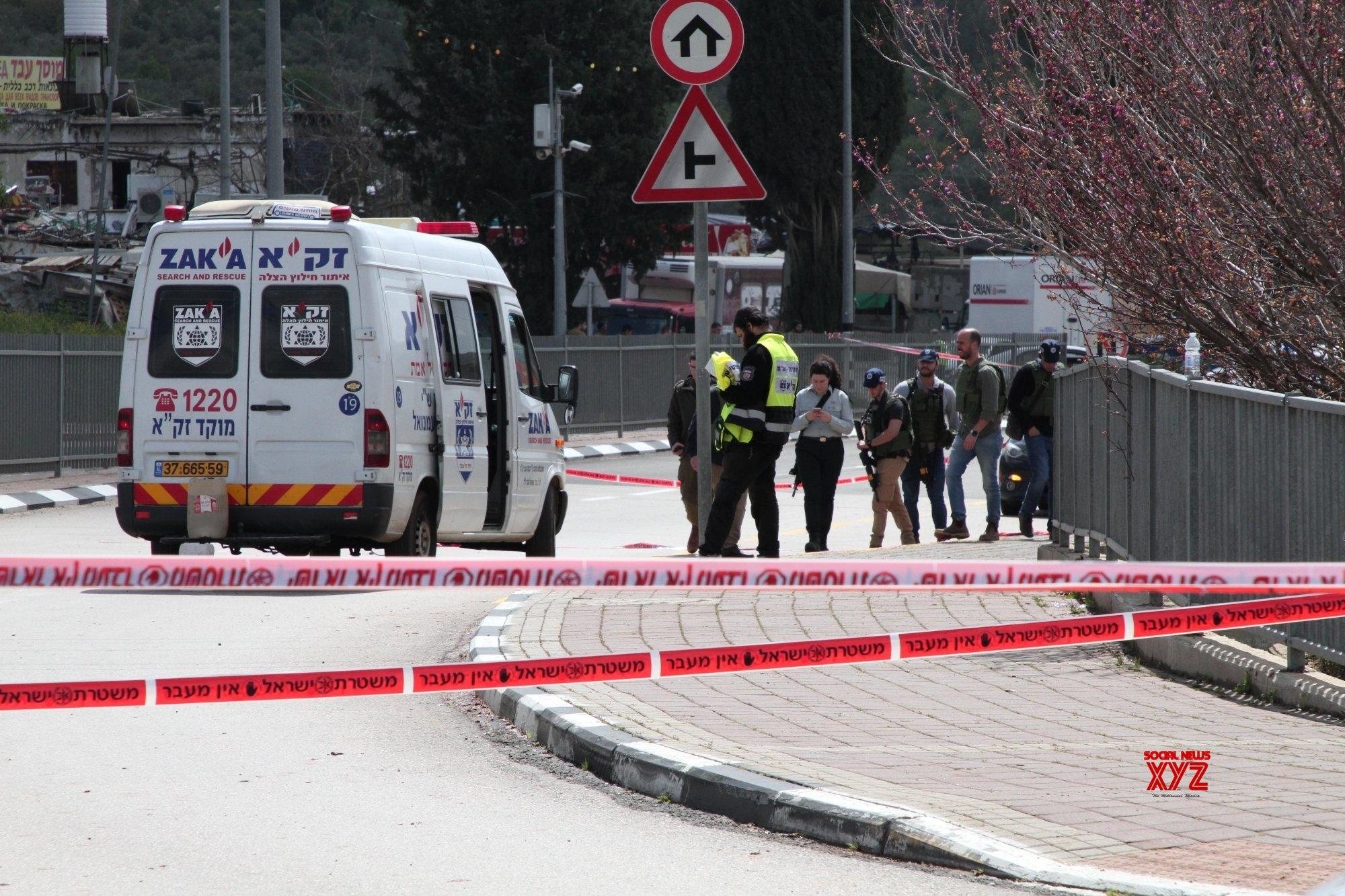 Palestinian shooter kills 1, injures 2 in Israel