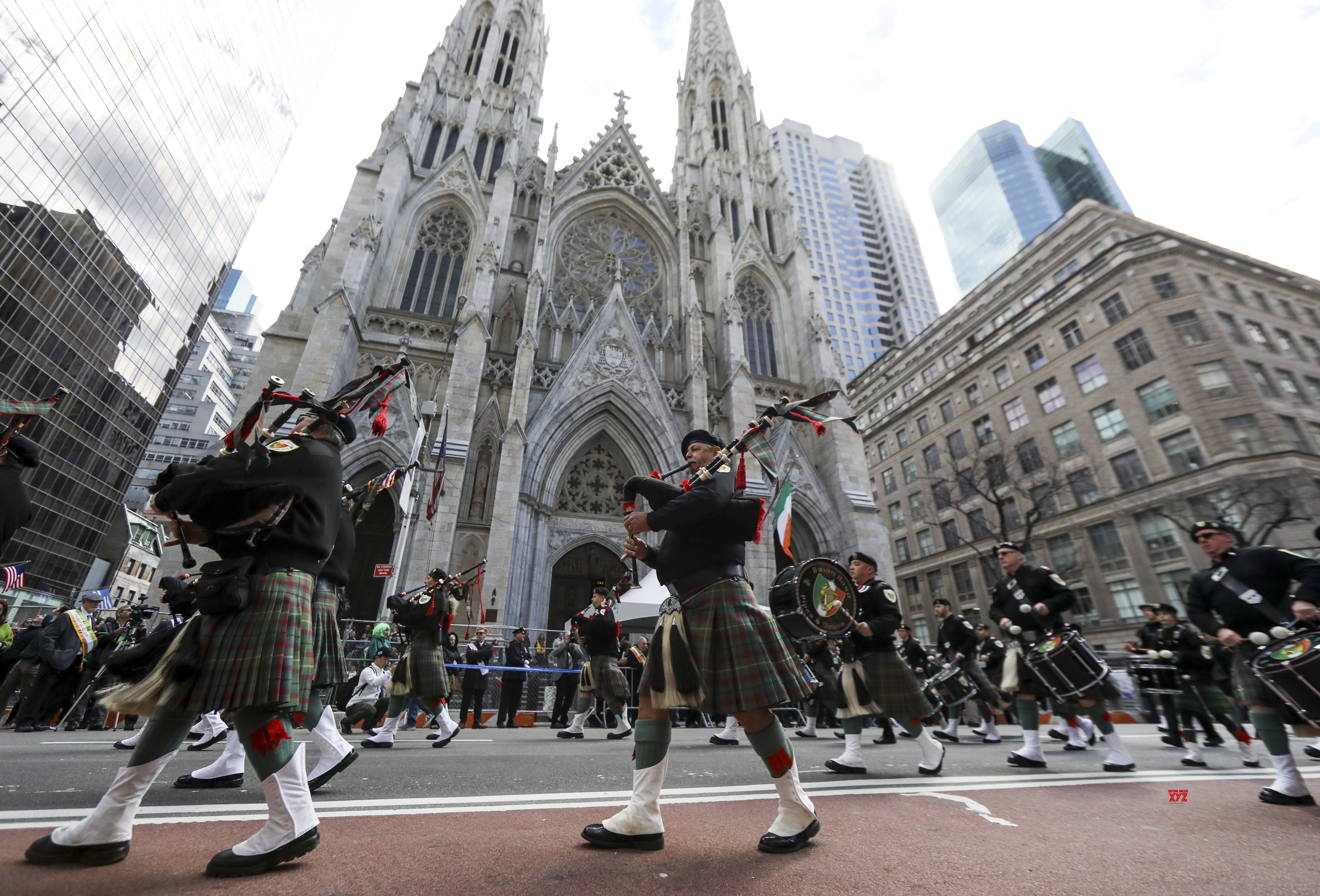 U.S. - NEW YORK - ST. PATRICK'S DAY - PARADE #Gallery