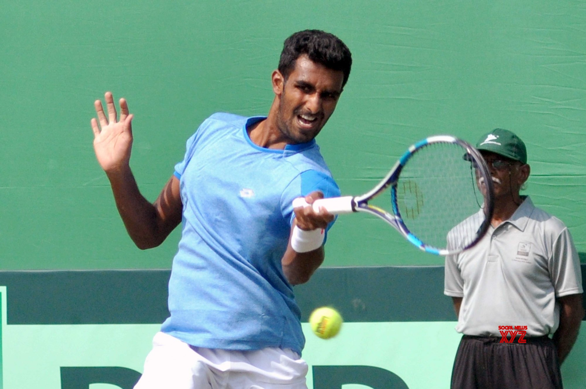Gunneswaran one step away from entering Oz Open main draw