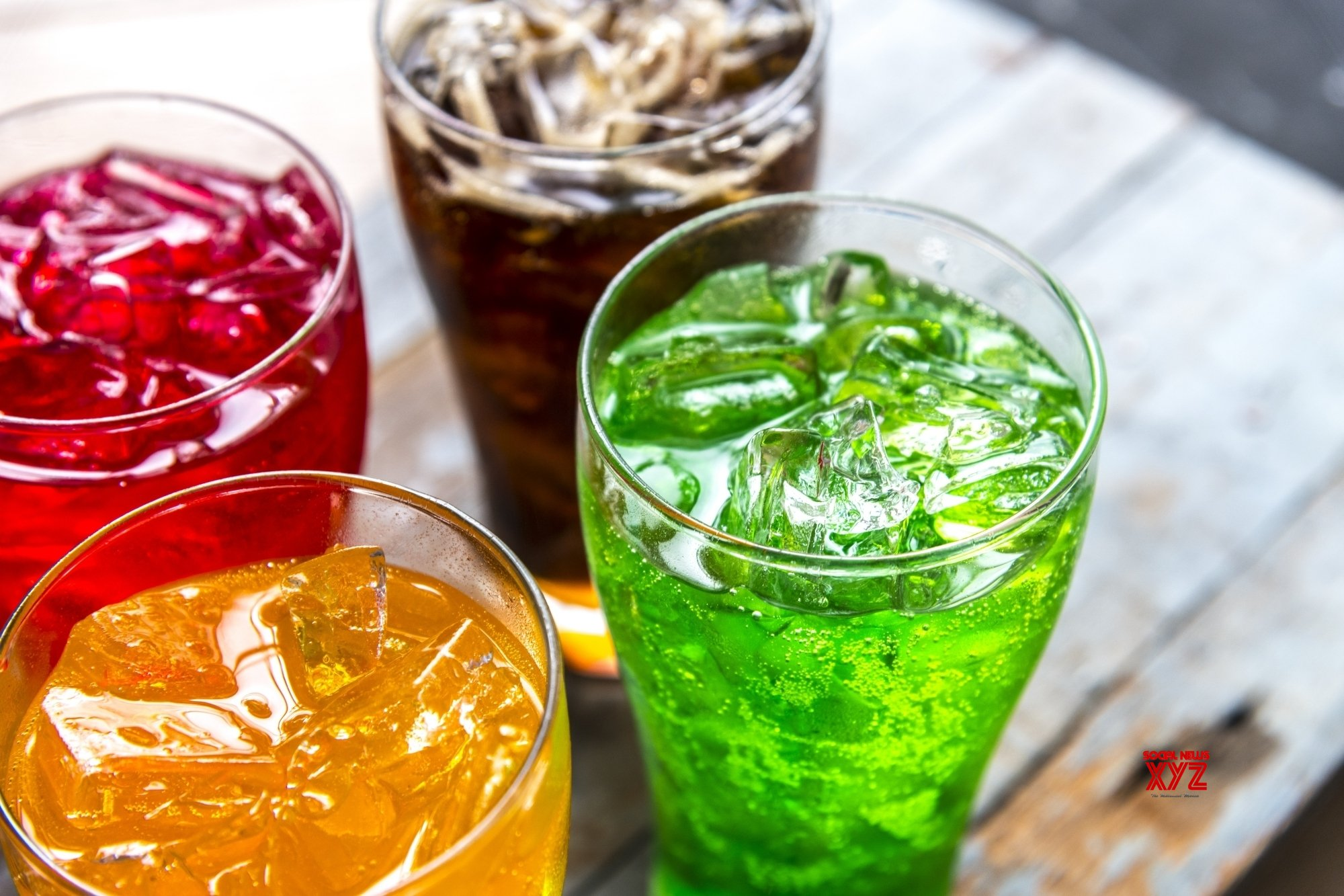 Early Death Linked To Drinking Sugary Beverages