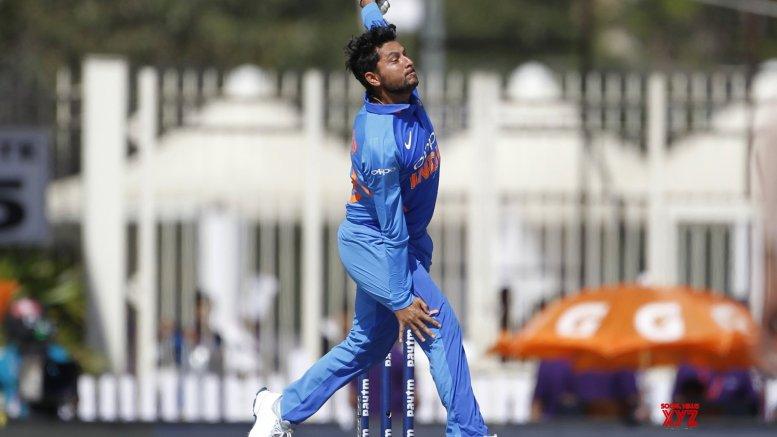 Kuldeep four short of 100 ODI wickets