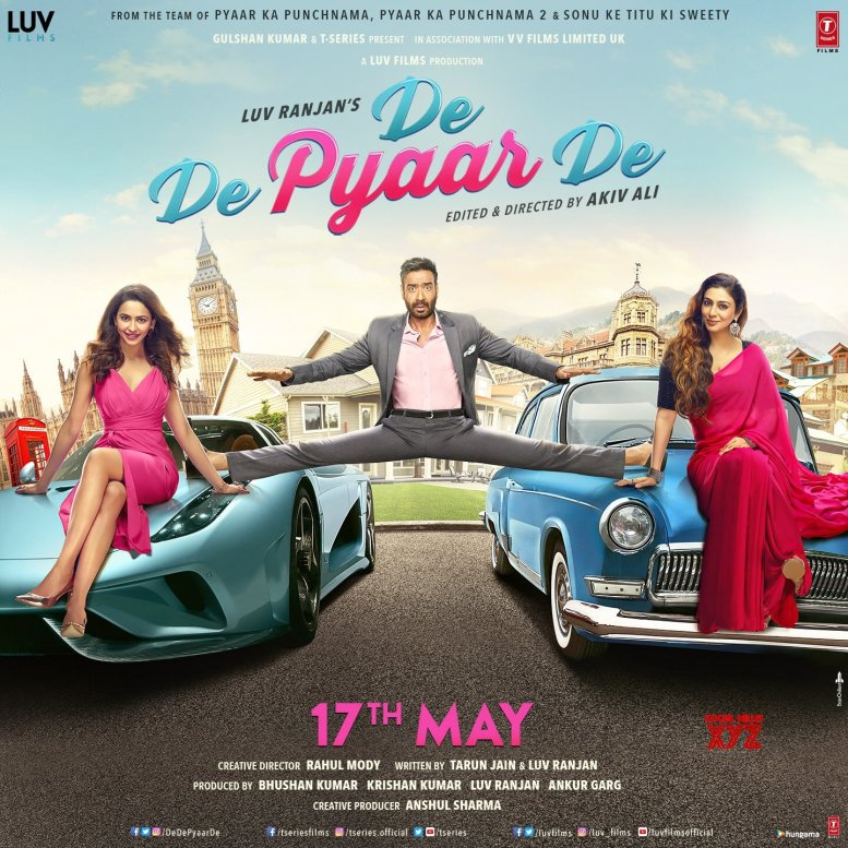 De De Pyaar De Review: An Upbeat and contemporary take on romance (Rating: ***)