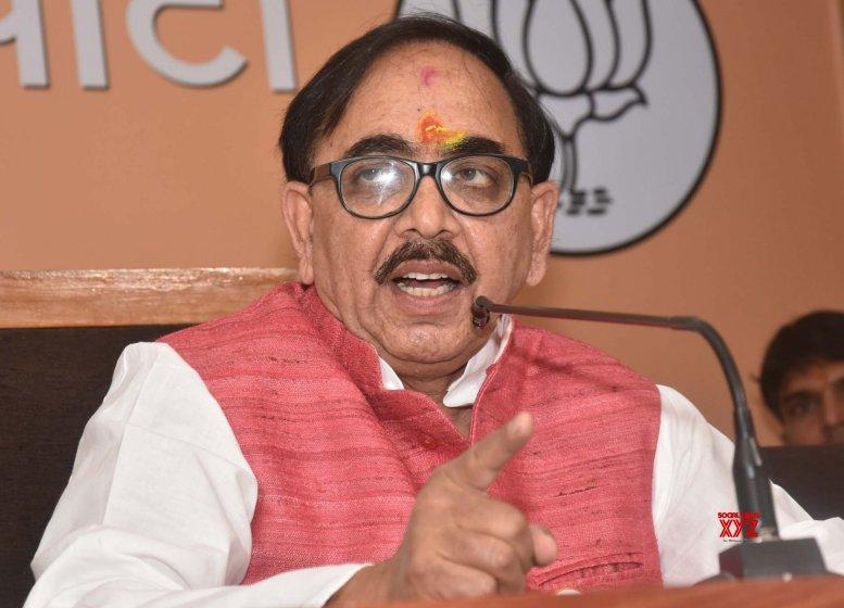 SP-BSP alliance no threat to BJP: Mahendra Nath