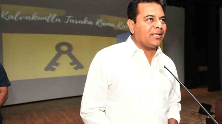 Telangana outperformed national growth rate: KTR