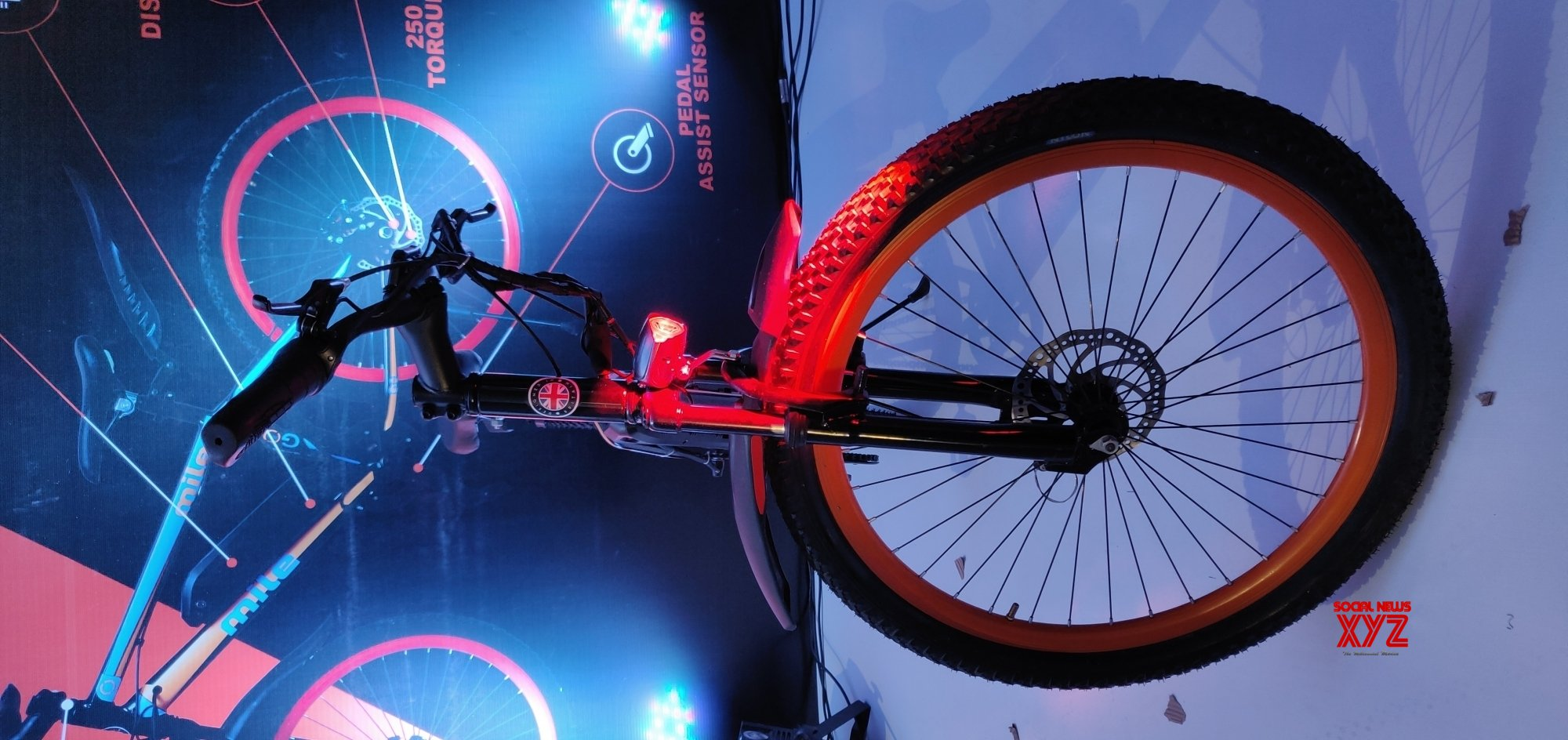8d40d0a8d4a New Delhi: GoZero Mobility Electric bicycle launch #Gallery - Social ...