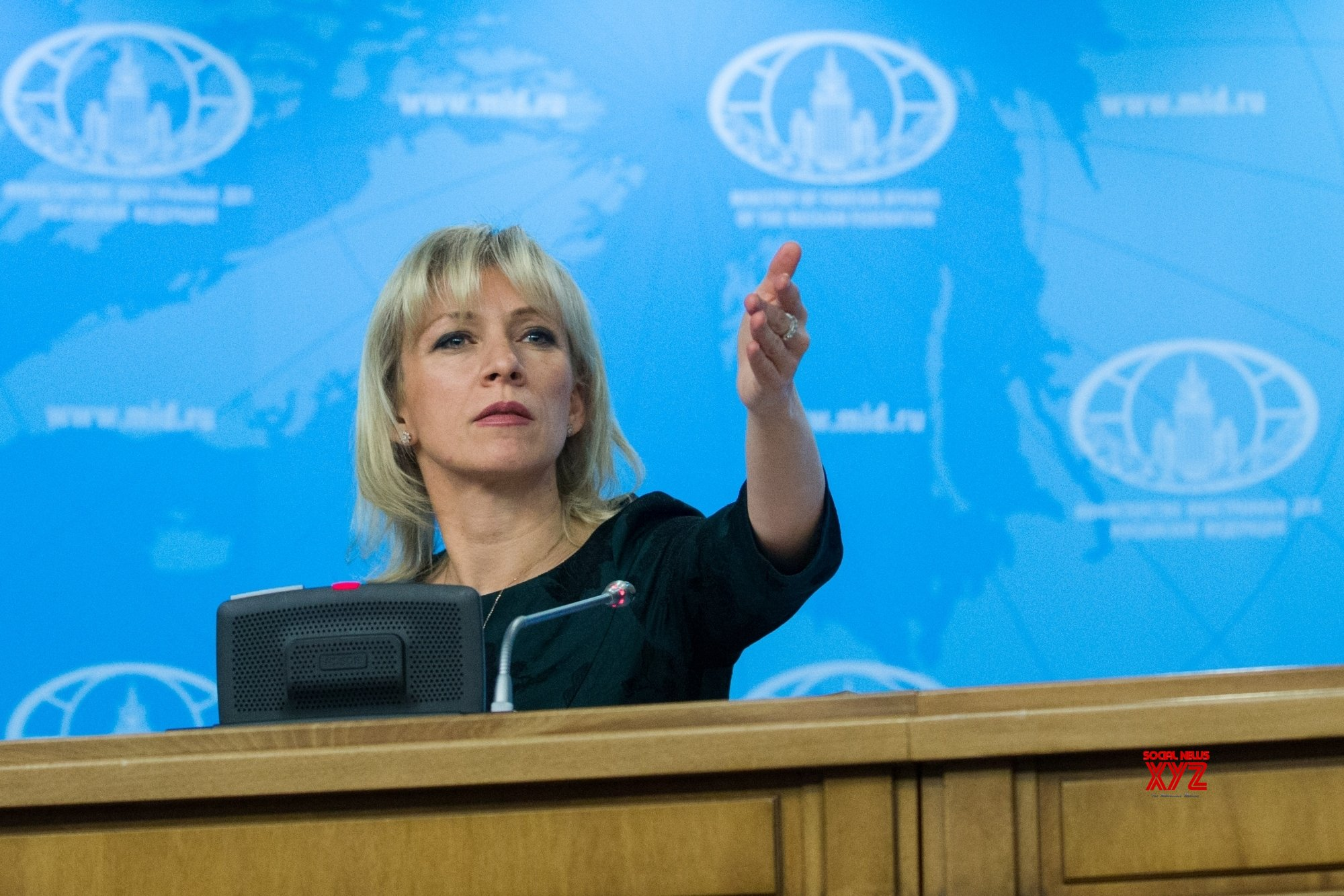Russia urges Ukraine, NATO to stop military preparations amid Donbas tensions
