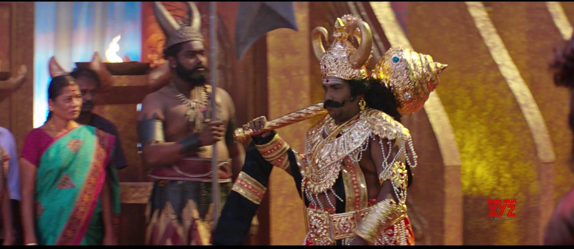 Yogi Babu's Dharmaprabhu Movie Teaser Stills - Social News XYZ