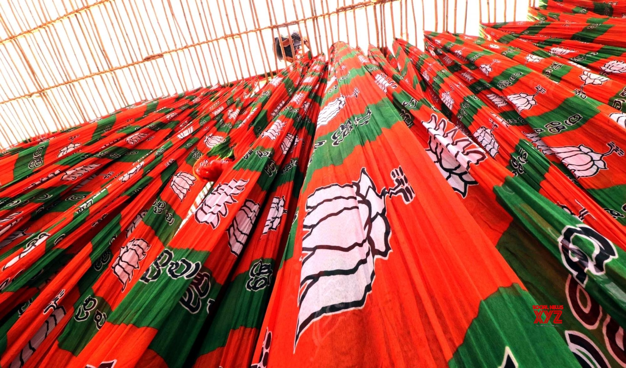 Another Trianmool MLA, zilla parishad members in Bengal switch to BJP