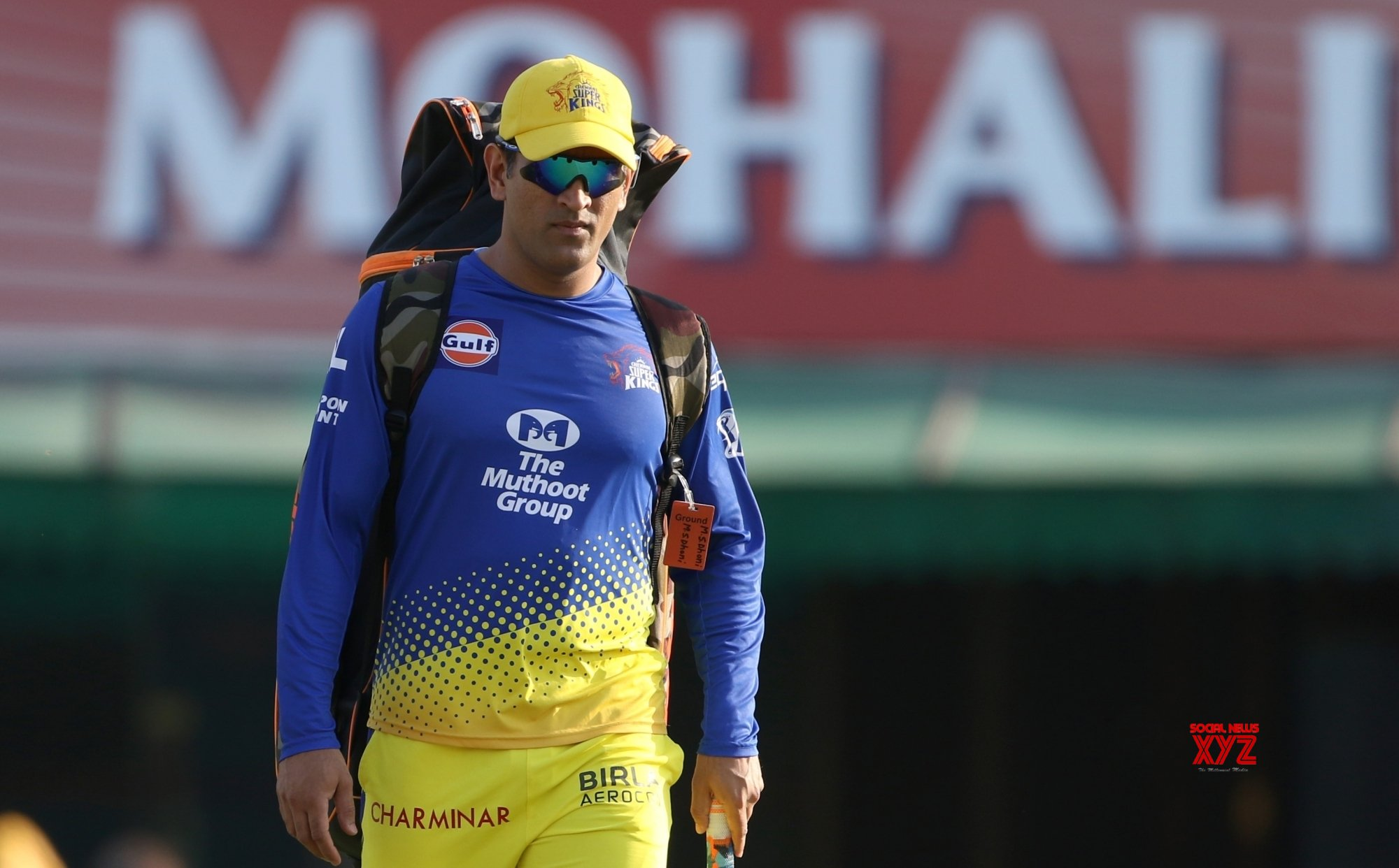 'The sweet king's here': CSK shares video of MS Dhoni