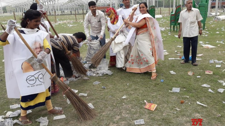 Nearing completion Swachh Bharat sees cut in allocation: Official