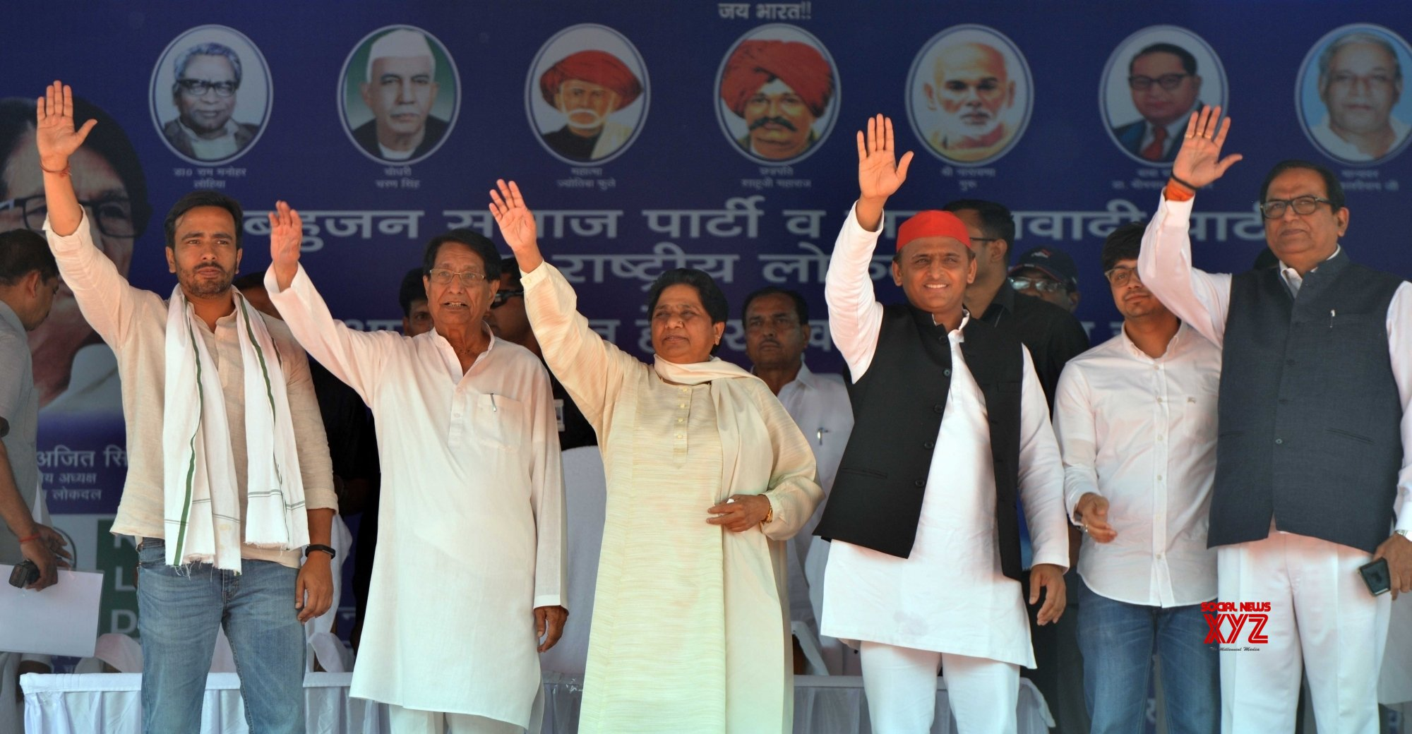 Mahagathbandhan can get 3 of BJP's 8 in UP's II phase