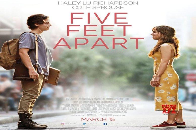 Five Feet Apart Review: Schmaltzy, exploitative (Rating: *1/2)