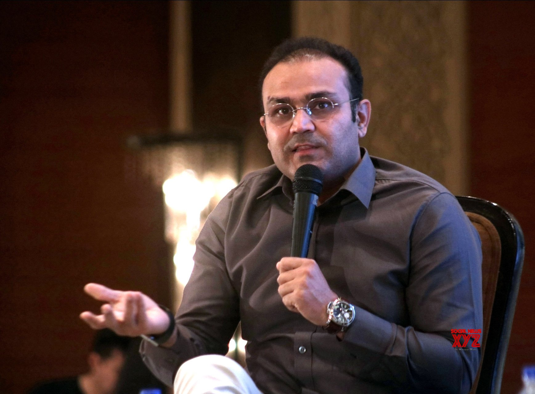 Virender Sehwag Joins Long List of Voices Backing Five-day Tests