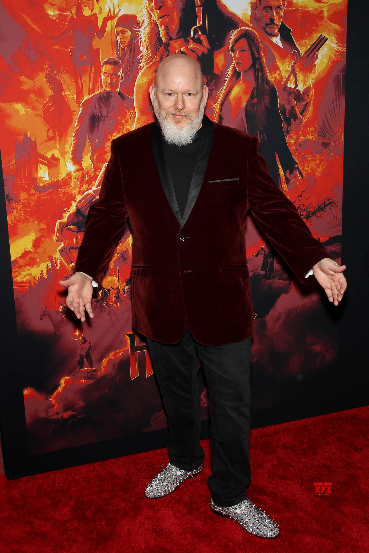 Hellboy Movie NY Special Screening HD Gallery