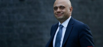 LONDON, Jan. 9, 2019 (Xinhua) -- Britain's Home Secretary Sajid Javid arrives for a cabinet meeting at 10 Downing Street in London, Britain on Jan. 8. 2019. British government confirmed Tuesday that a delayed parliamentary vote on the Brexit deal will take place on Jan. 15. (Xinhua/Tim Ireland/IANS)