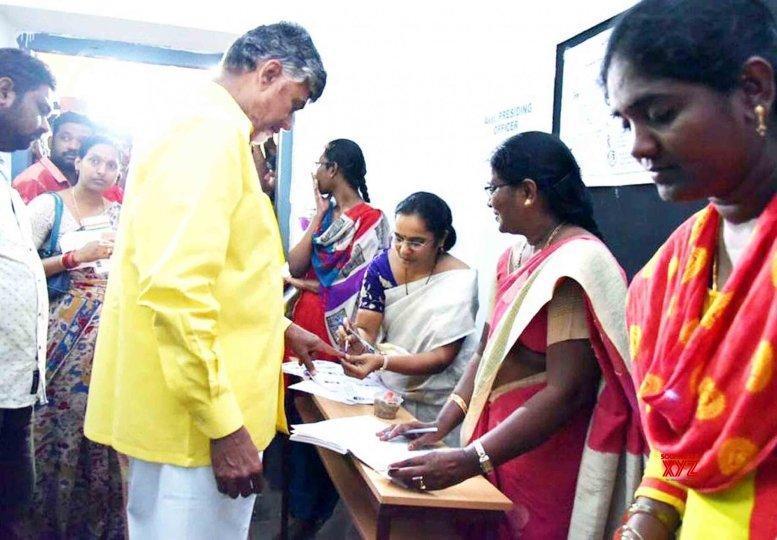 Andhra Pradesh registered 79.74% polling