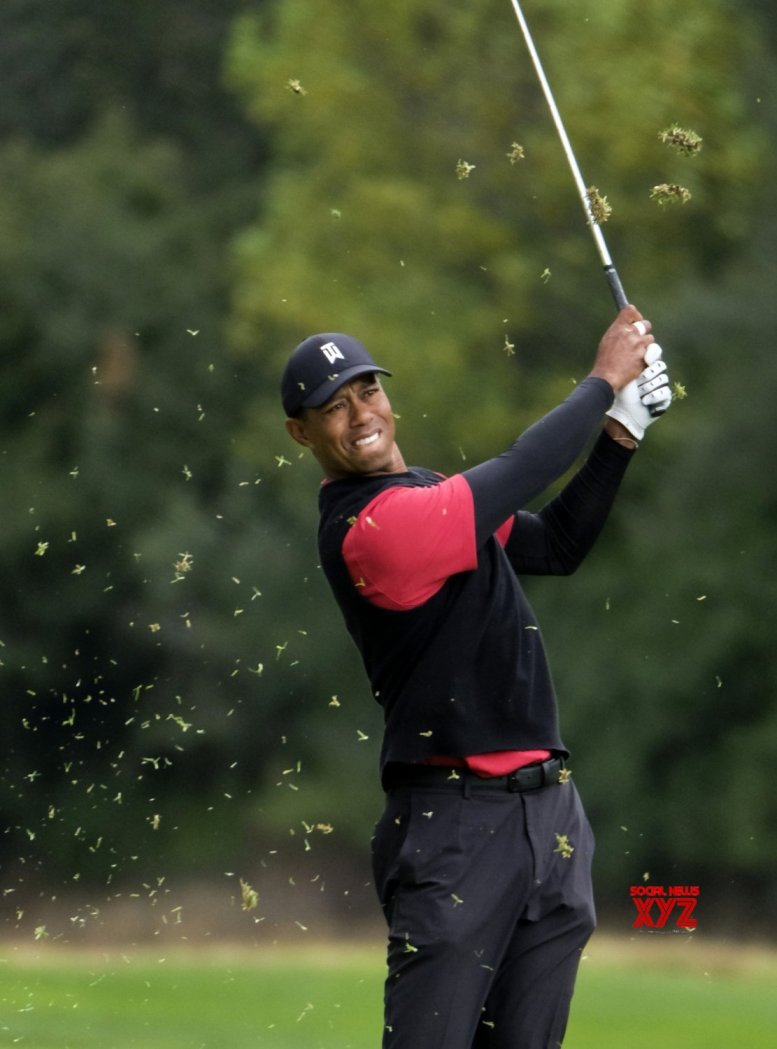 With all that happened, lucky to do this again: Woods