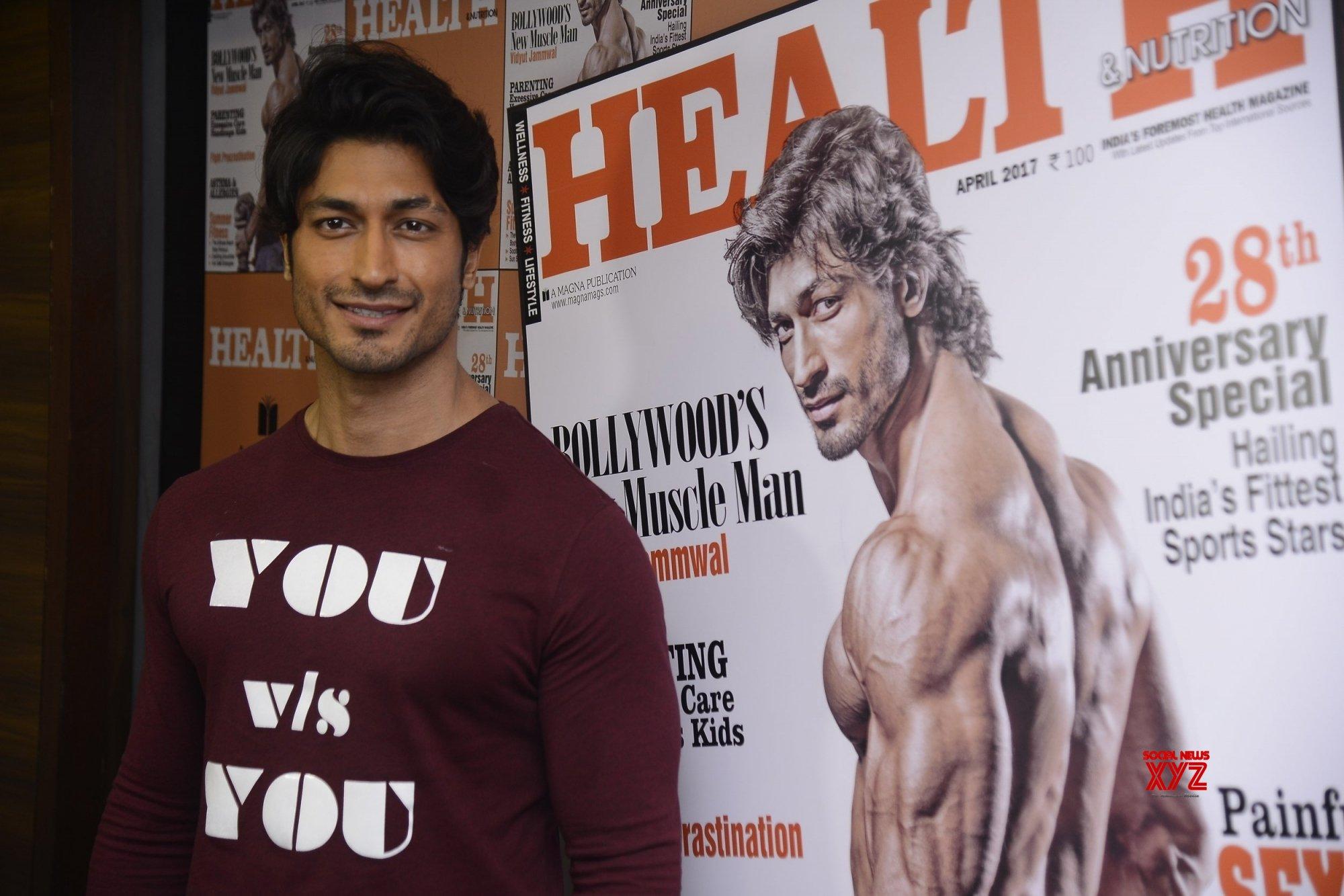 Vidyut to star in action thriller 'Khuda Hafiz'