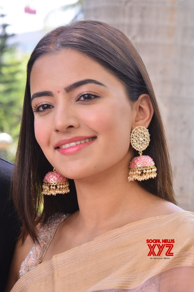 Actress Rukshar Dhillon Stills From ABCD Movie Trailer Launch