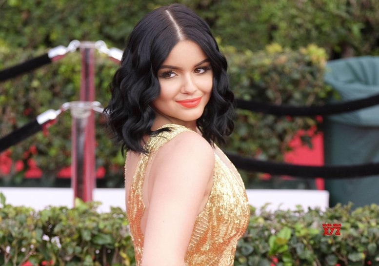 Anti-depressant helped Ariel Winter lose weight