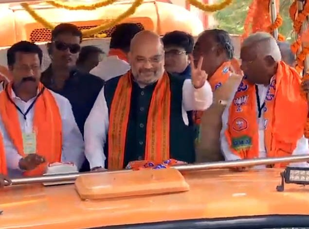 Campaigning ends for second-phase Lok Sabha polls