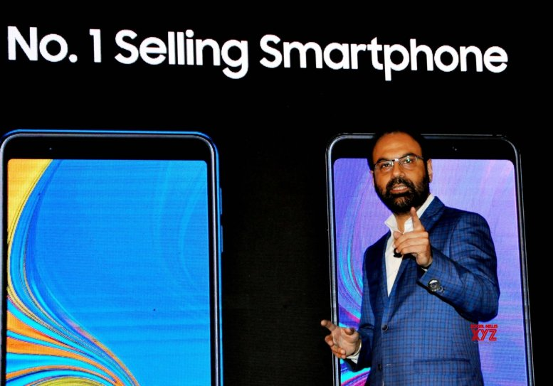 Samsung India unveils Galaxy A70 for Rs 28,990