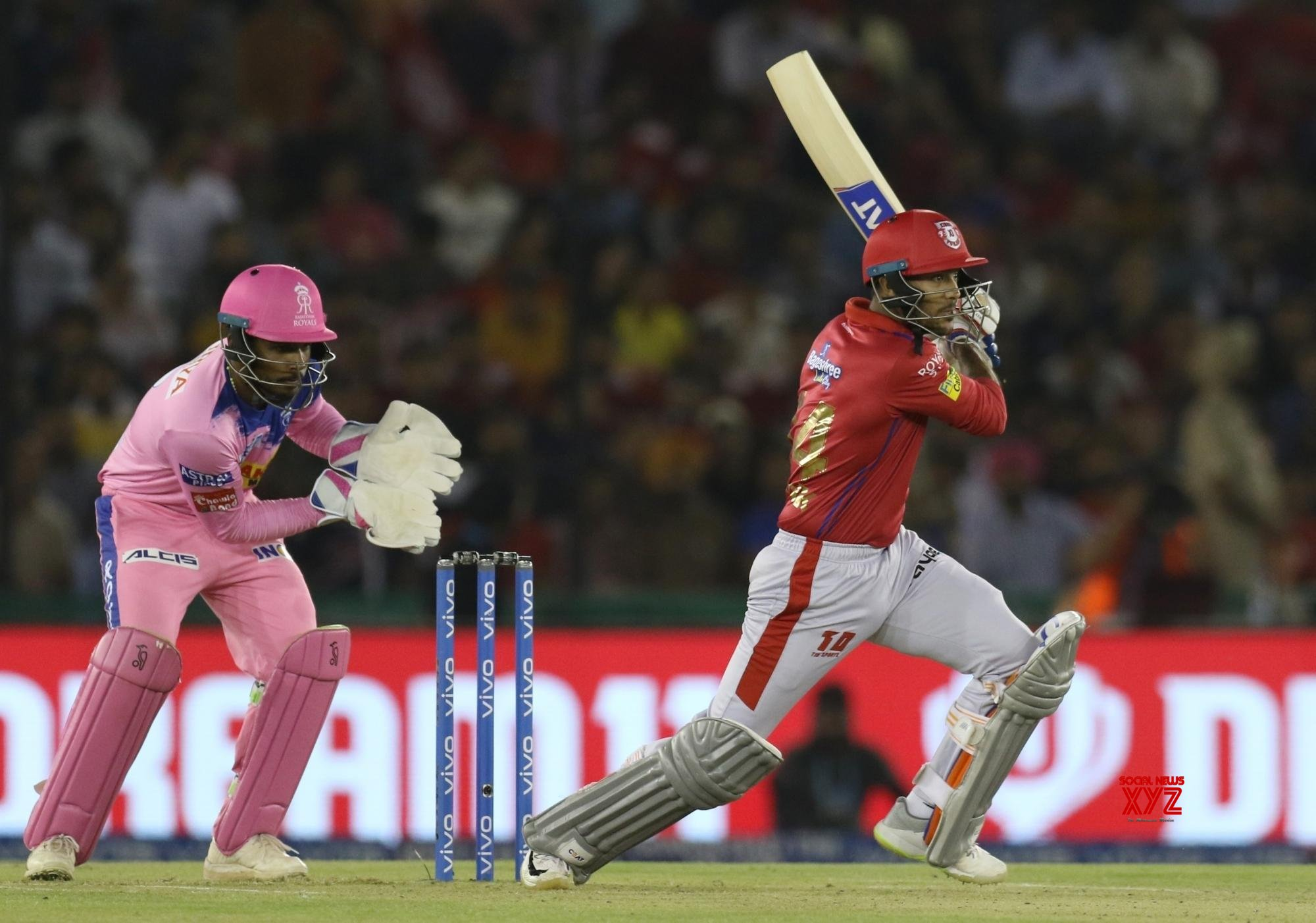 Mohali: IPL 2019 - Match 32 - Kings XI Punjab Vs Rajasthan Royals (Batch - 9) #Gallery