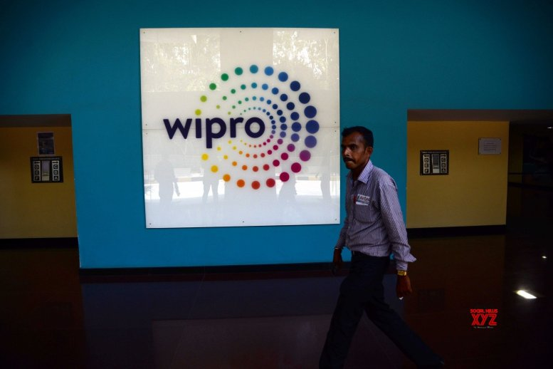 Wipro Q4 net up 38% to Rs 2,494 crore