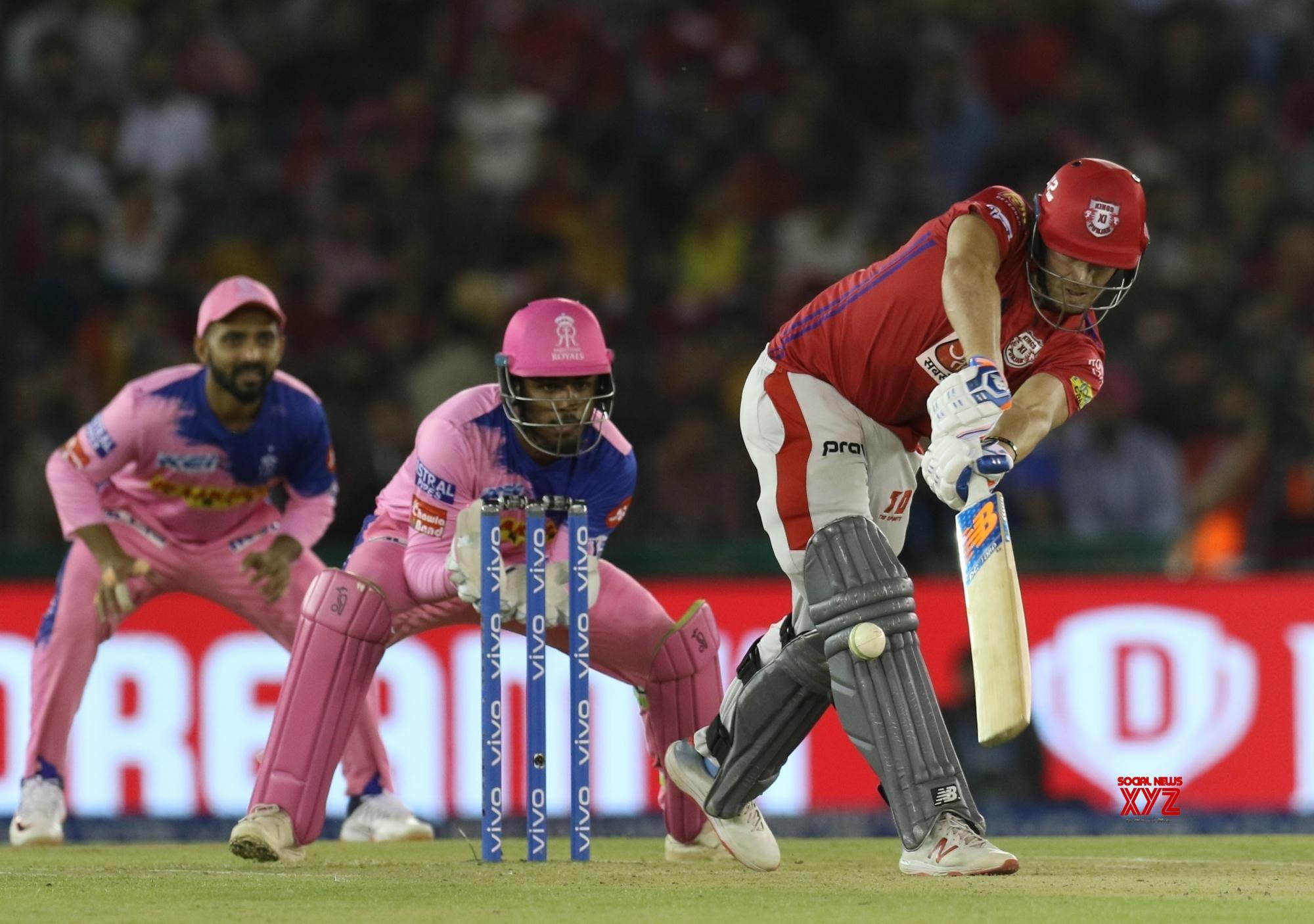 Mohali: IPL 2019 - Match 32 - Kings XI Punjab Vs Rajasthan Royals (Batch - 12) #Gallery