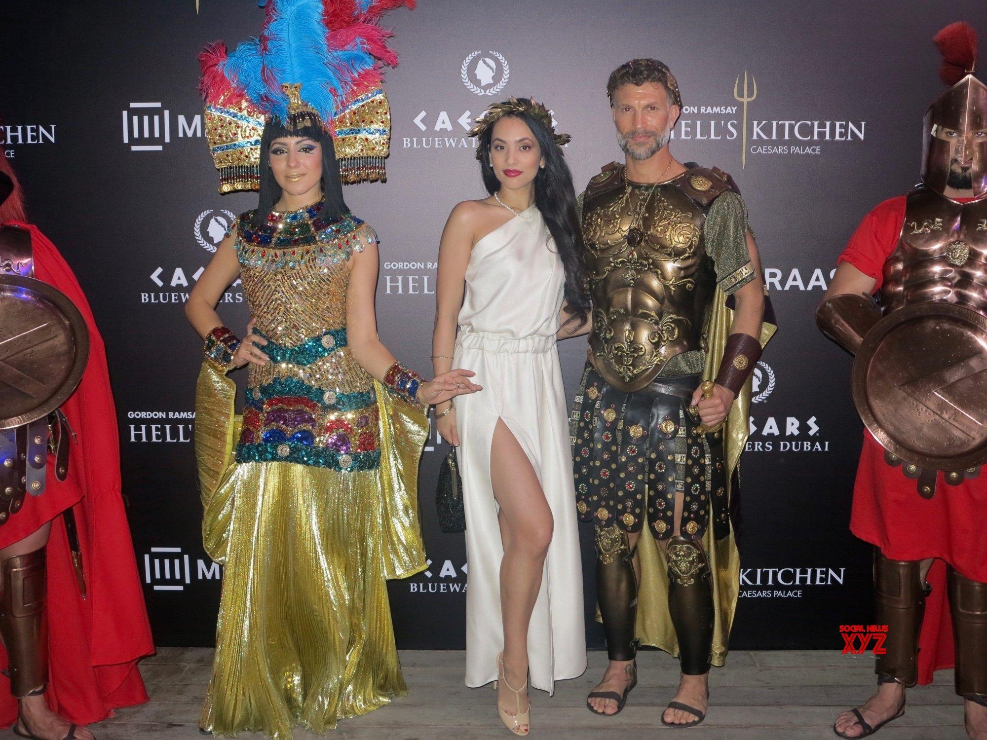 Dubai: Inauguration of Caesars Bluewaters Dubai #Gallery