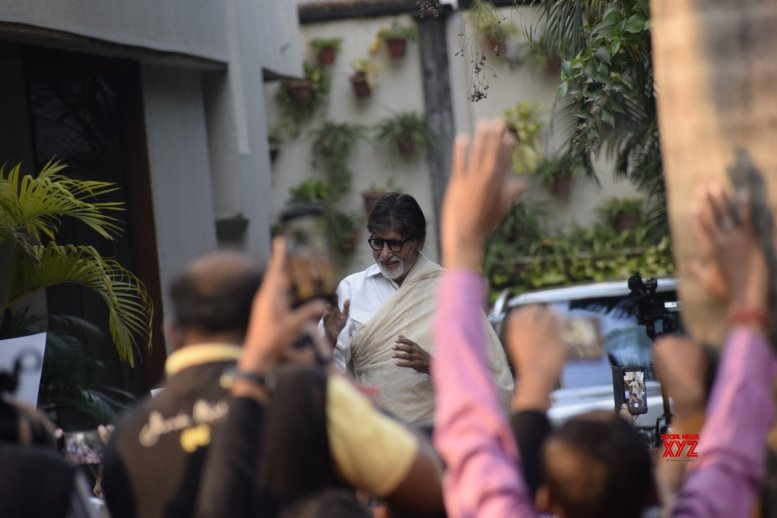 Big B encourages people to try luck on KBC 11
