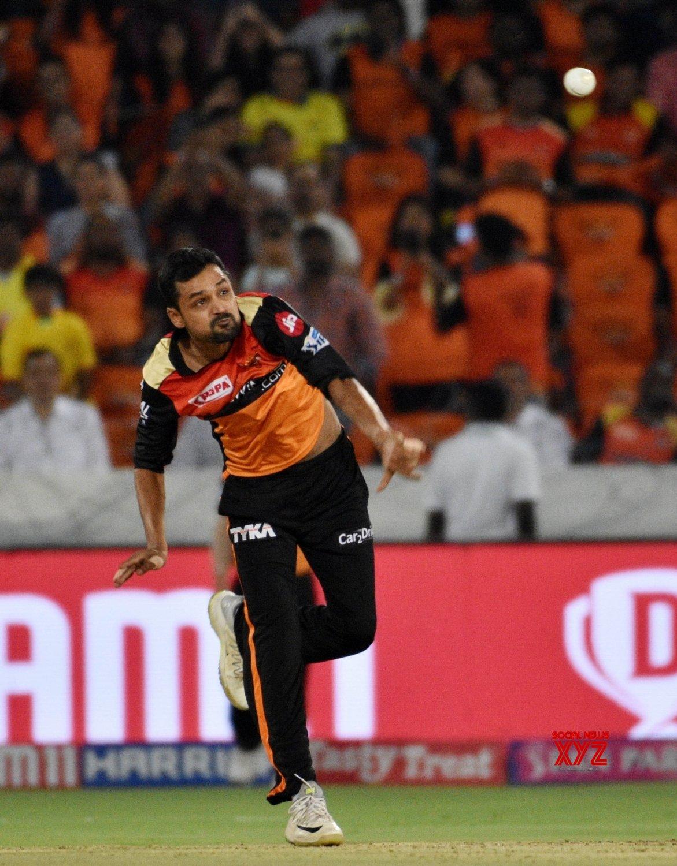 Hyderabad: IPL 2019 - Match 33 - Sunrisers Hyderabad Vs Chennai Super Kings (Batch - 7) #Gallery