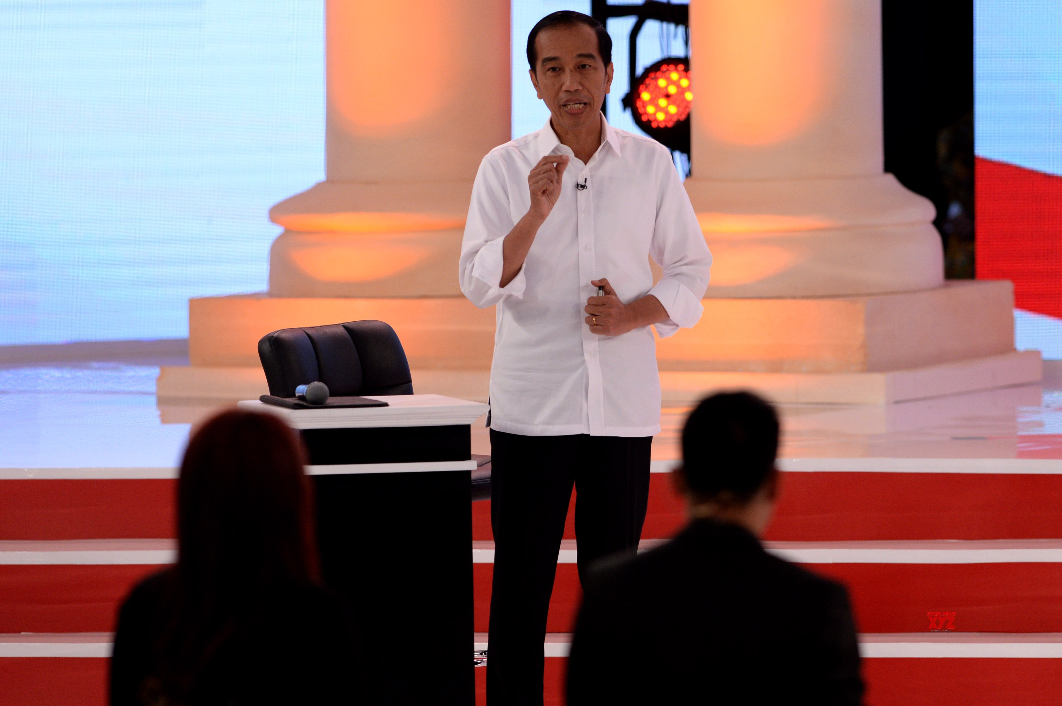 Indonesia goes to polls to elect new President