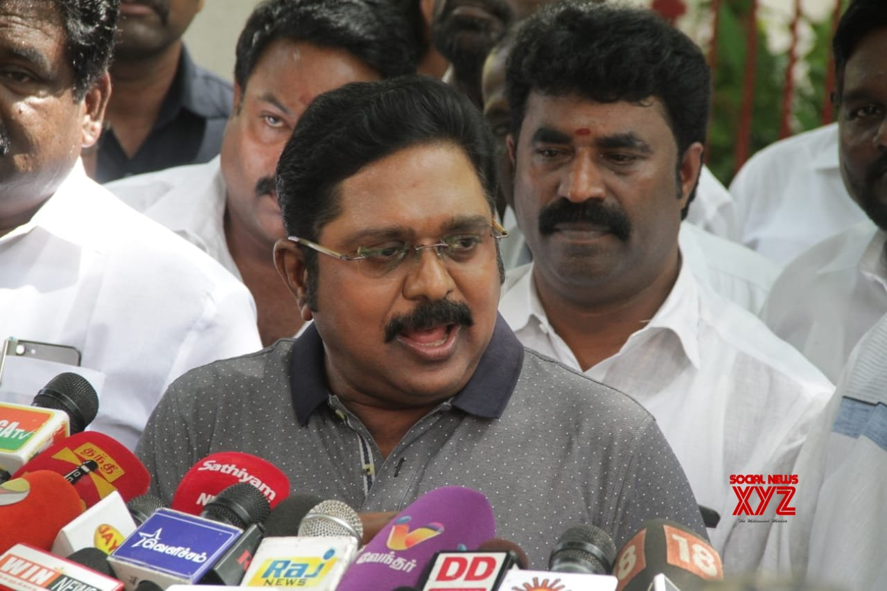 Rs 1.48 cr cash seized from AMMK premises in Theni