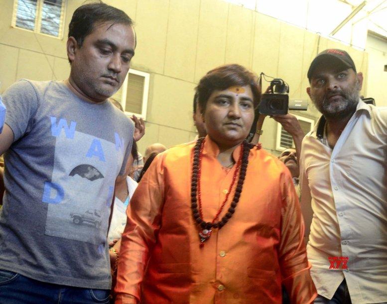 Sadhvi Pragya -- a sannyasi's journey from jail to politics