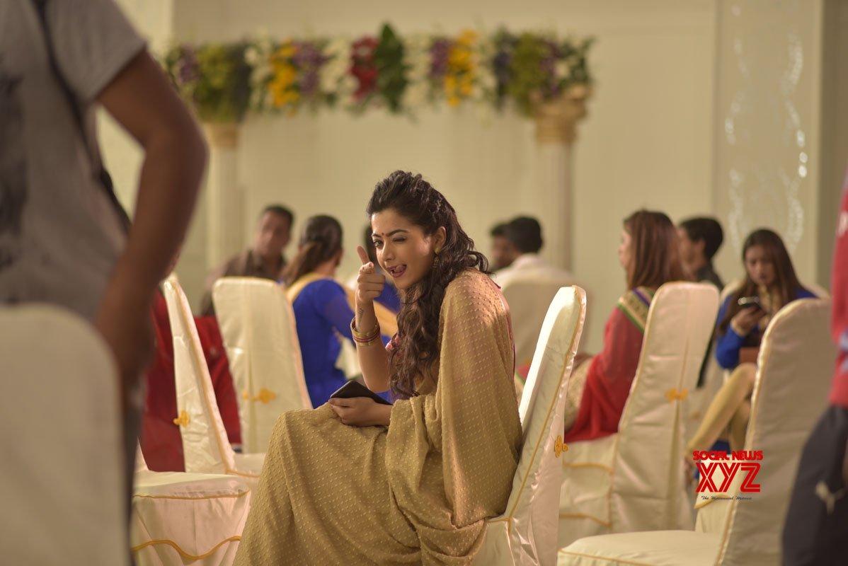 """Hyderabad: - """"Geeta Chalo movie stills #Gallery"""