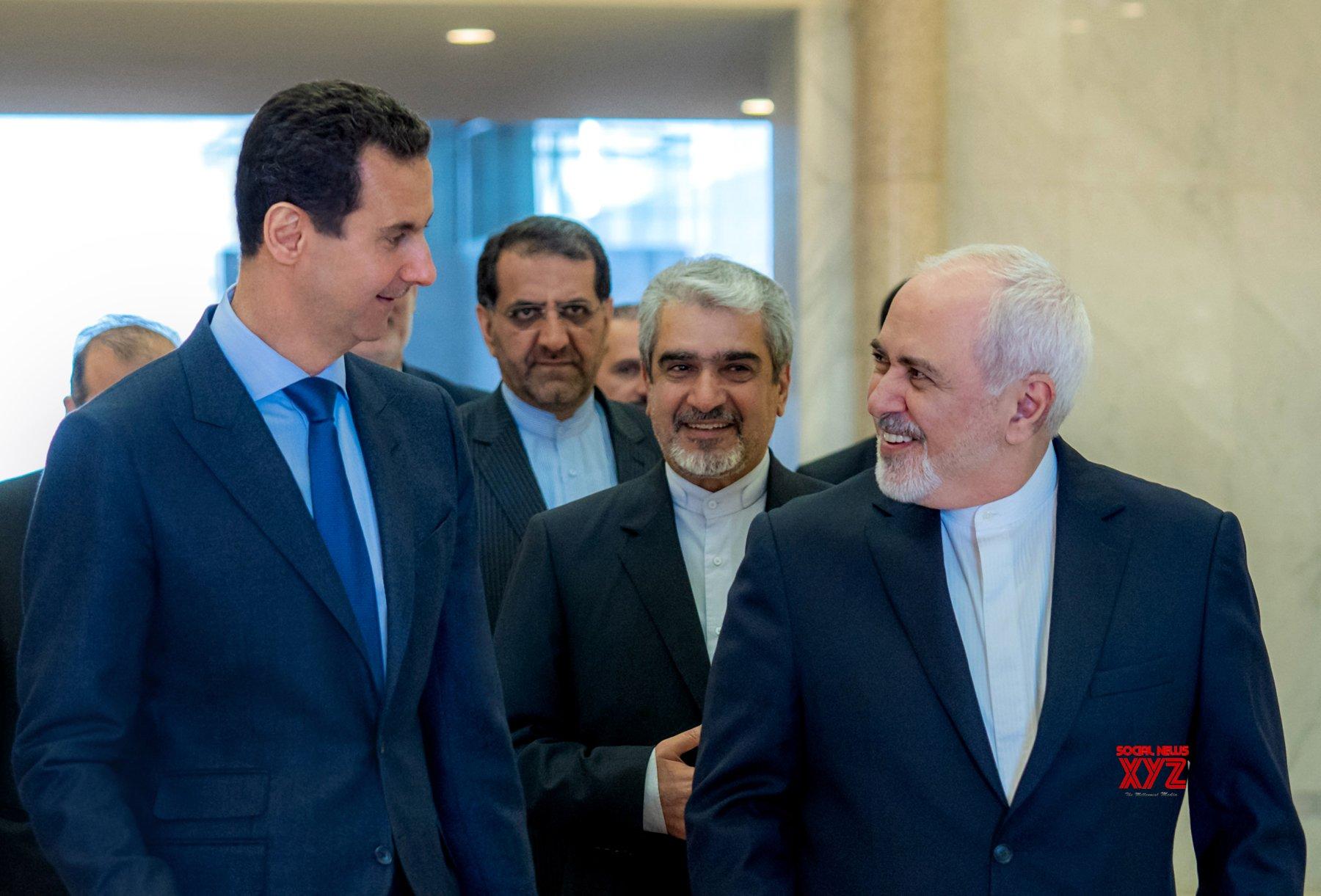 SYRIA - DAMASCUS - PRESIDENT - IRAN - FM - MEETING #Gallery