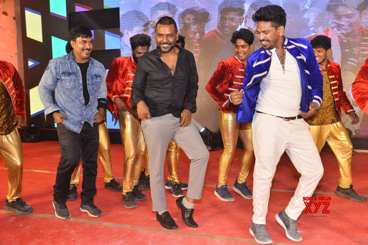 Kanchana 3 Movie Pre Release Event Gallery Set 2
