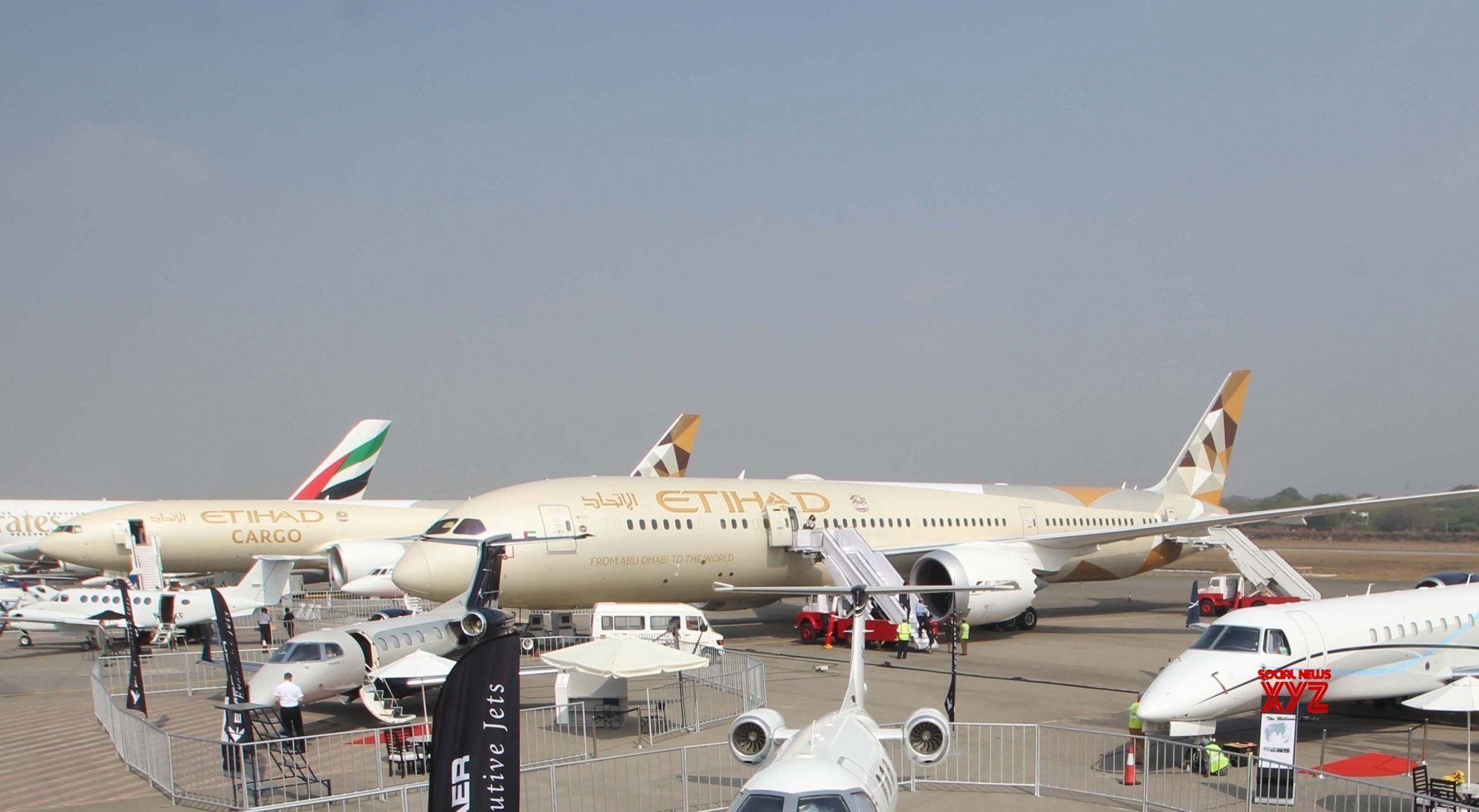 Kerala's IBS to provide IT support to Etihad Airways