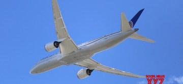 787 dreamliner. (Photos: IANS)