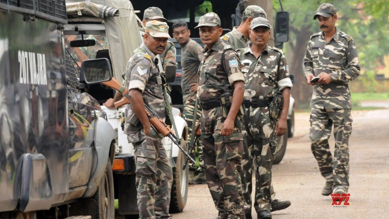 Two security personnel injured in IED blast in Jharkhand