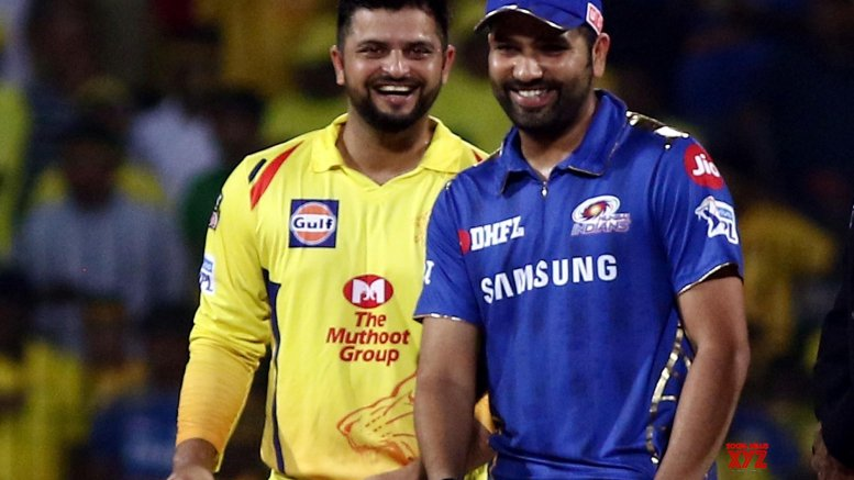 Rohit's captaincy is very similar to Dhoni: Raina